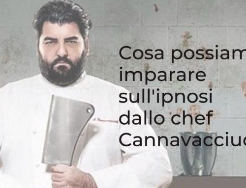 Cosa possiamo imparare sull'ipnosi dallo chef Cannavacciuolo